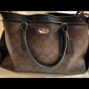 Coach purse was a gift from ex husband